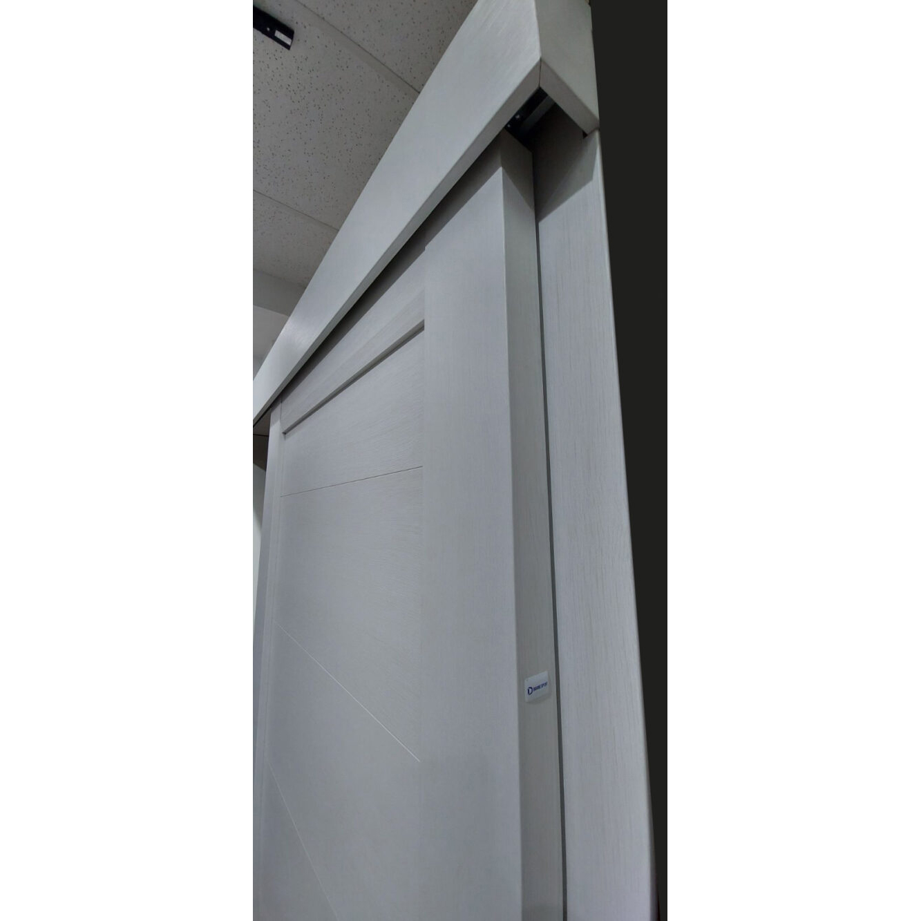 Krema (siva) klizna vrata