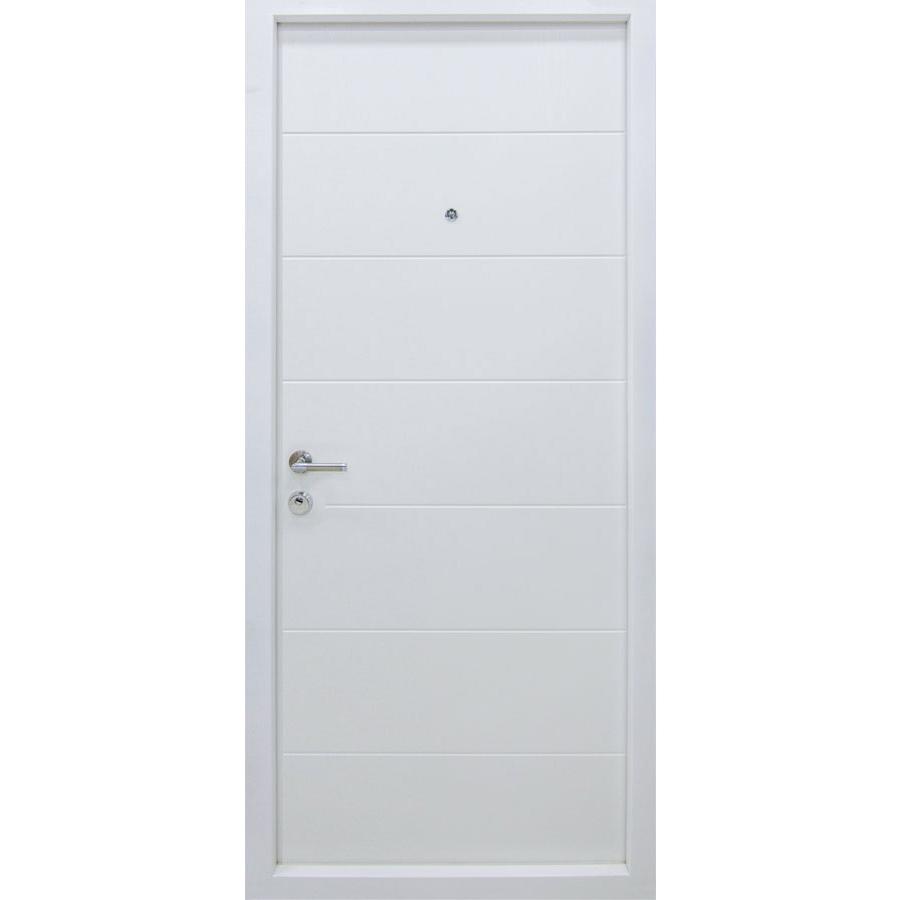 Sigurnosna vrata STANDARD bela